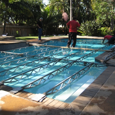 Creating More Space with Pool Covers